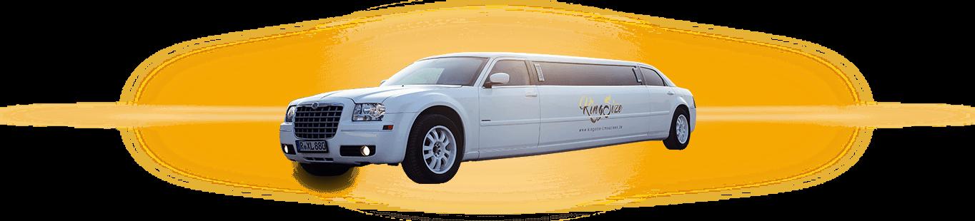 Chrysler Betty KingSize Limousinen Regensburg